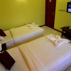 Отель Coral Queen Inn Мале комната для гостей фото 5
