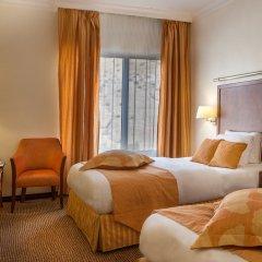 Отель Petra Guest House Hotel Иордания, Вади-Муса - отзывы, цены и фото номеров - забронировать отель Petra Guest House Hotel онлайн комната для гостей фото 4