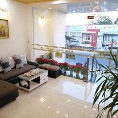 Hoang Tuan Hotel Далат интерьер отеля