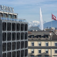 Отель Warwick Geneva фото 8