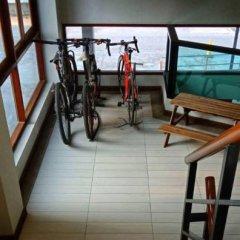 Отель See also Jomtien Таиланд, На Чом Тхиан - отзывы, цены и фото номеров - забронировать отель See also Jomtien онлайн фитнесс-зал фото 2