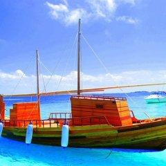 Отель Beach Sunrise Inn Мальдивы, Северный атолл Мале - отзывы, цены и фото номеров - забронировать отель Beach Sunrise Inn онлайн бассейн