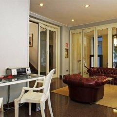 Hotel Tiziano Park & Vita Parcour Gruppo Mini Hotel Милан балкон