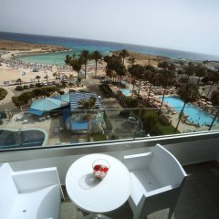 Anonymous Beach Hotel - Adults Only in Ayia Napa, Cyprus from 87$, photos, reviews - zenhotels.com balcony