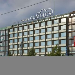 Отель Cumulus Hakaniemi Финляндия, Хельсинки - - забронировать отель Cumulus Hakaniemi, цены и фото номеров интерьер отеля