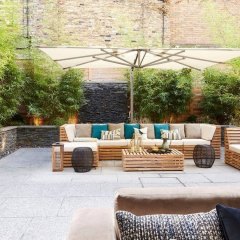 Отель 3 Bedroom Apartment With Garden in Knightsbridge Великобритания, Лондон - отзывы, цены и фото номеров - забронировать отель 3 Bedroom Apartment With Garden in Knightsbridge онлайн