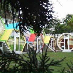 Отель Cao Nguyen Xanh Homestay & Villa Далат спортивное сооружение