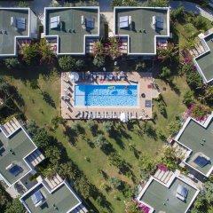 Отель Green Garden Suite бассейн