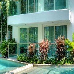 Отель Amazon Residence Pattaya Jomtien Паттайя бассейн фото 3