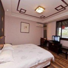 Отель Liu Hua Xi Tang Hotel Китай, Сиань - отзывы, цены и фото номеров - забронировать отель Liu Hua Xi Tang Hotel онлайн комната для гостей фото 2