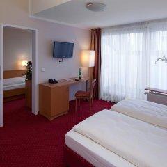 Отель Air in Berlin Германия, Берлин - 2 отзыва об отеле, цены и фото номеров - забронировать отель Air in Berlin онлайн комната для гостей фото 4