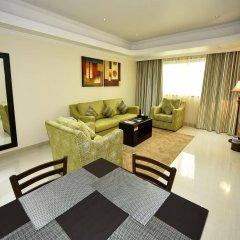 Отель Alain Hotel Apartments ОАЭ, Аджман - отзывы, цены и фото номеров - забронировать отель Alain Hotel Apartments онлайн комната для гостей фото 4