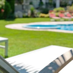 Отель Business Resort Parkhotel Werth Италия, Горнолыжный курорт Ортлер - отзывы, цены и фото номеров - забронировать отель Business Resort Parkhotel Werth онлайн бассейн фото 3