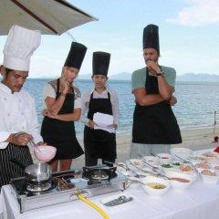 Отель Mimosa Resort & Spa питание фото 3