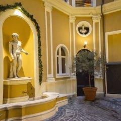 Отель Inn Rome Rooms & Suites вид на фасад фото 3