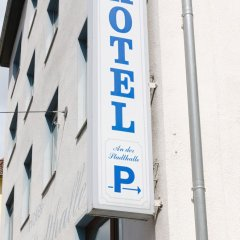Отель An der Stadthalle ванная фото 2