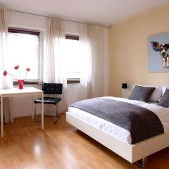 Отель Arthouse Apartments am Barbarossaplatz Германия, Кёльн - отзывы, цены и фото номеров - забронировать отель Arthouse Apartments am Barbarossaplatz онлайн комната для гостей фото 2
