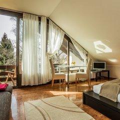 Отель Garden House & Eastpark Apartments Германия, Мюнхен - отзывы, цены и фото номеров - забронировать отель Garden House & Eastpark Apartments онлайн комната для гостей фото 4