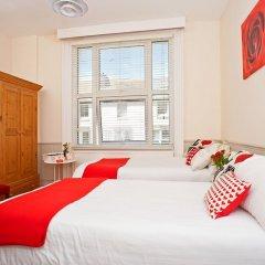 Отель Strawberry Fields Великобритания, Кемптаун - отзывы, цены и фото номеров - забронировать отель Strawberry Fields онлайн комната для гостей фото 5