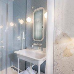 Отель Le Lapin Blanc Париж ванная фото 2