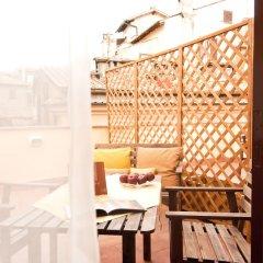 Отель BDB Luxury Rooms Navona Cielo балкон фото 2