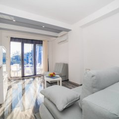 Отель Sea Point I Черногория, Тиват - отзывы, цены и фото номеров - забронировать отель Sea Point I онлайн комната для гостей фото 2