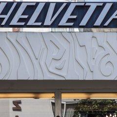 Отель Terme Helvetia Италия, Абано-Терме - 3 отзыва об отеле, цены и фото номеров - забронировать отель Terme Helvetia онлайн балкон