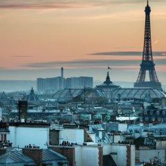 Отель Hilton Paris Opera Париж балкон