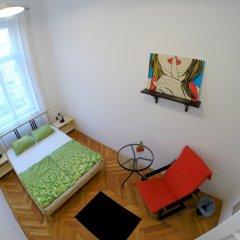 Friends Hostel and Apartments Budapest Будапешт комната для гостей фото 4