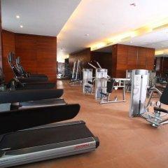 Отель Crowne Plaza West Hanoi фитнесс-зал