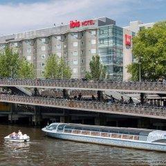 Отель Ibis Amsterdam Centre Амстердам приотельная территория