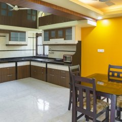 Апартаменты GuestHouser 2 BHK Apartment 92c1 Гоа в номере