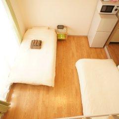 Отель Plus One Fujisaki Фукуока удобства в номере фото 2