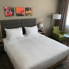 Отель Hilton Garden Inn Wiener Neustadt, Austria комната для гостей