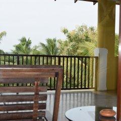 The Coconut Garden Hotel & Restaurant балкон