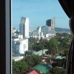 Отель Cam Trang Hotel Вьетнам, Нячанг - отзывы, цены и фото номеров - забронировать отель Cam Trang Hotel онлайн комната для гостей фото 4