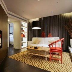 Отель Metropolo Classiq Shanghai Jing'an Temple Hotel Китай, Шанхай - отзывы, цены и фото номеров - забронировать отель Metropolo Classiq Shanghai Jing'an Temple Hotel онлайн фото 10