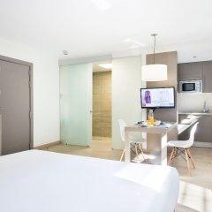 Отель Aparthotel Bcn Montjuic Барселона комната для гостей фото 4