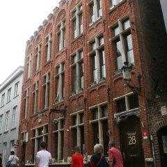 Отель Hostel 28 Бельгия, Брюгге - 1 отзыв об отеле, цены и фото номеров - забронировать отель Hostel 28 онлайн фото 4