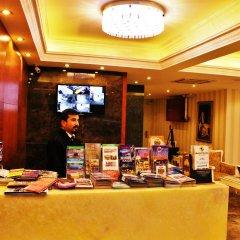 Sultanahmet Newport Hotel Турция, Стамбул - отзывы, цены и фото номеров - забронировать отель Sultanahmet Newport Hotel онлайн интерьер отеля фото 3