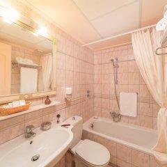 Отель Arcadion Hotel Греция, Корфу - 2 отзыва об отеле, цены и фото номеров - забронировать отель Arcadion Hotel онлайн ванная фото 2