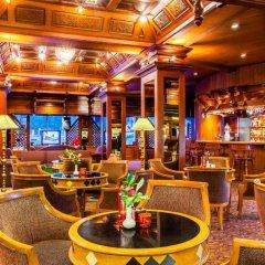 Bangkok Palace Hotel гостиничный бар