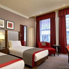 Отель Hilton London Green Park Великобритания, Лондон - 8 отзывов об отеле, цены и фото номеров - забронировать отель Hilton London Green Park онлайн комната для гостей