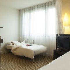 Отель Novotel Suites Cannes Centre Франция, Канны - 10 отзывов об отеле, цены и фото номеров - забронировать отель Novotel Suites Cannes Centre онлайн комната для гостей фото 4