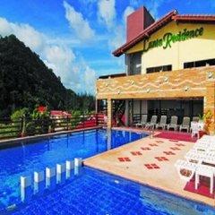 Отель Lanta Residence Boutique Ланта бассейн