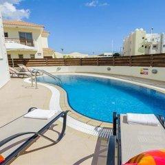 Отель Oceanview Luxury Villa 077 Протарас бассейн фото 3