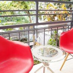 Dai Ket Hotel балкон