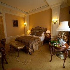 Отель Нобилис Львов комната для гостей фото 2