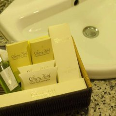 Cherry Hotel ванная фото 2