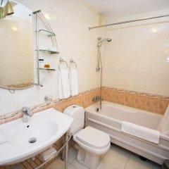 Ани Плаза Отель Ереван ванная фото 2